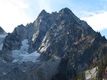 Colchuck Peak in Washington State x