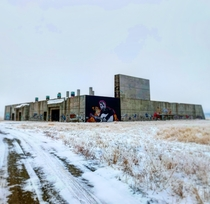 Cold War era military installation abandoned in North central Montana