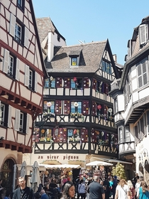 Colmar Alsace France Beauty amp Tradition Matters