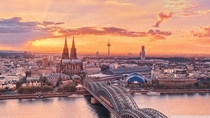 Cologne Germany  x-post from rwallpapers
