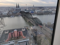 Cologne Gernany - from The Triangle building