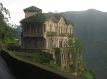 Colombias haunted Hotel del Salto Despite its beauty some papers reported that there were several cases of suicides
