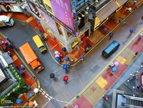 Colorful Hong Kong