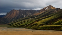 Colors of Landmannalaugar - Highlands of Iceland