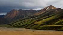 Colors of Landmannalaugar Iceland