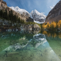 Colors of The Canadian Rockies