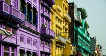 Colors of the Old Fort Street Lahore