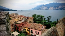 Colourful Malcesine  x