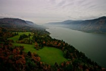 Columbia River Gorge Washington State