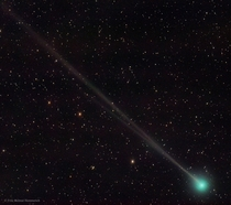 Comet PHondaMrkosPajdukov photo by Fritz Helmut Hemmerich