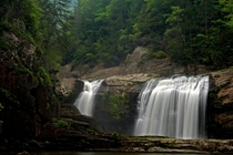 Compression Falls Tennessee