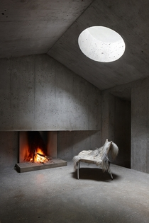 Concrete Cabin - Nickisch Sano Walder Architects