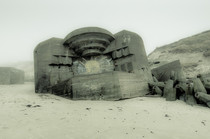 Concrete Residue by Per Bergmann WWII bunkers on the Danish coast  Full album in comments