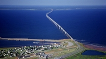 Confederation Bridge - New Brunswick Canada