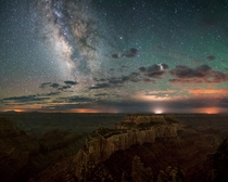Congratulations to Grand Canyon National Park on becoming an International Dark Sky Park  jackfusco