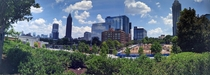 Construction in Atlanta -