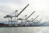Container Cranes Port of Oakland