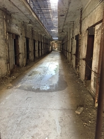Continuing with this Eastern State Penitentiary theme