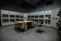 control room of extinct tank factory utr_inf