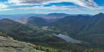 Cool pano of the Adirondacks I got few weeks back