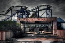 Cool Zone Abandoned Six Flags New Orleans more in comments
