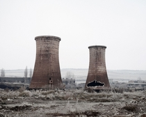 Cooling Towers Calan Romania by Tamas Dezso
