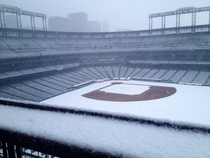 Coors field currently