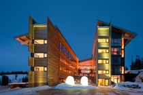 Copperhill hotel re Sweden  P Bohlin AIX architects