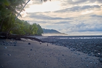 Corcovado National Park Costa Rica Left the Sirena Ranger Station at am to along empty beaches and pristine rainforest without seeing any other humans for the next  hours Its an incredibly beautiful place