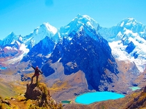 Cordillera Huayhuash in the Andes of Peru Most incredible place Ive ever been