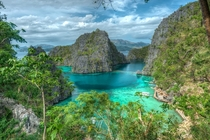 Coron Island The Philippines  By Kevin Boutwell  x-post rPhilippinesPics