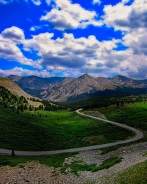 Cottonwood Pass CO