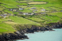 Coumeenoole Ireland - the village at the end of the Dingle Peninsula