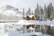 Cozy Cabin in Yoho National Park British Columbia
