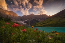 Cracker Lake Glacier National Park Montana Photo by Ryan Dyar