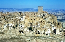Craco Southern Italy