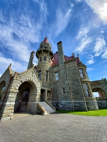 Craigdarroch Castle Victoria Victoria BC Designed by Warren Heywood Williams