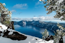 Crater Lake National Park OR  x  October