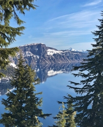 Crater Lake National Park - Oregon - USA - Crater Lake