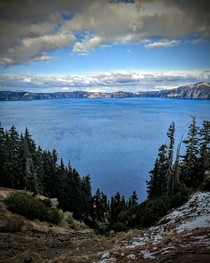 Crater Lake National Park Oregon  x