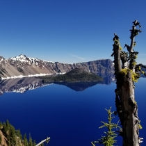 Crater Lake OR  x