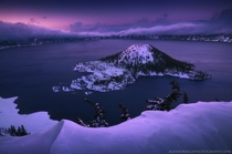 Crater Lake Oregon USA   Alex Noriega