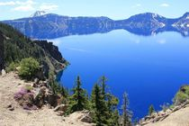 Crater Lakeso blue