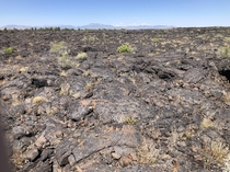 Craters of the Moon National Preserve ID