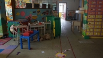 Creepy Abandoned Kindergarten in Hong Kong