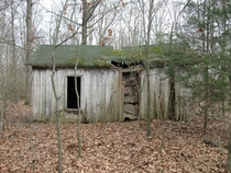 Creepy Cabin in the Woods Arkansas County AR