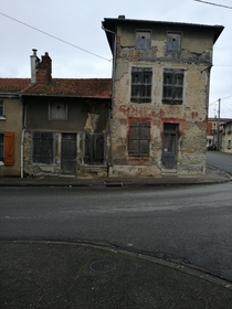 Creepy house in Wassy France
