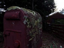 Creepy old mailbox- Rosebud VIC