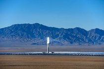 Crescent Dunes Solar Energy Project - Tonopah Nevada