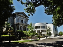 Crocker Art Museum Sacramento CA  and  expansion Source Amadscientist Wikipedia